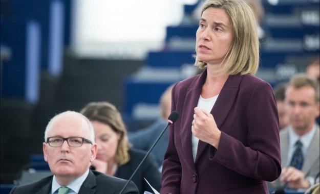 Mogherini: Η Τουρκία έχει επιστρέψει σε σκοτεινές εποχές