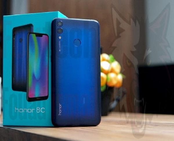 سعر و مواصفات Honor 8C - مميزات وعيوب honor 8c - هونر 8 سي