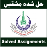 aiou sovled assignment