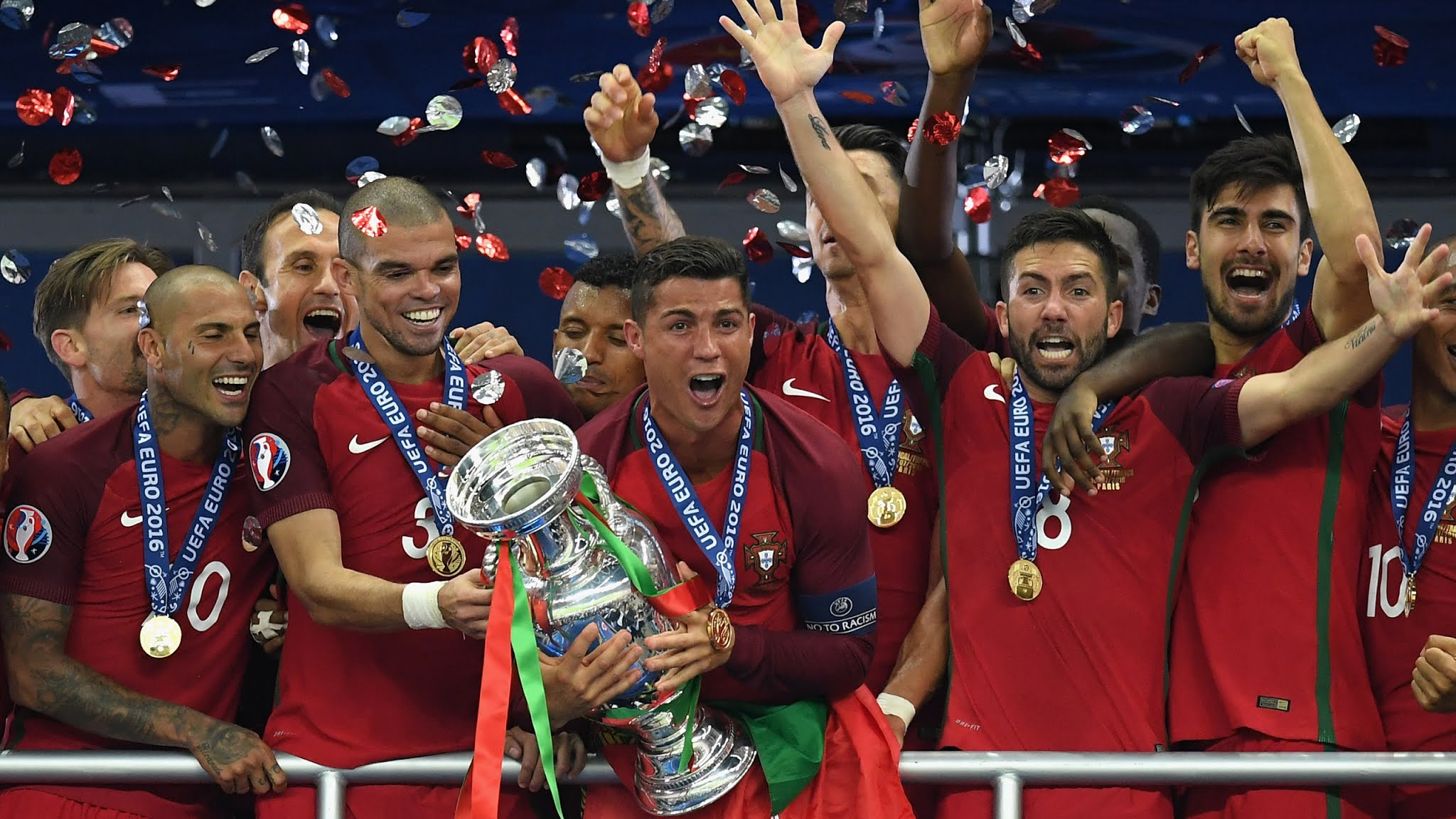 Portugal head into the tournament as one of the favourites