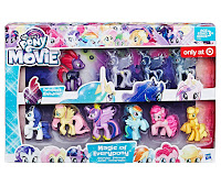 My Little Pony the Movie Magic of Everypony Roundup Collection Set