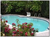 бассейн для дачи, бассейн