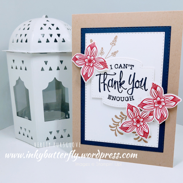 Pop of petals Stampin' Up!