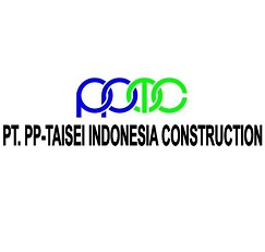 Logo PT PP-Taisei Indonesia Construction