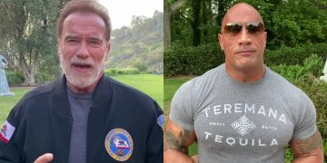Arnold Schwarzenegger, Dwayne Johnson Provides A Message Of Solidarity And Support To The Nationwide Protests