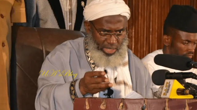 Sheikh Gumi reveals why Nigeria is more divided under Buhari's govt