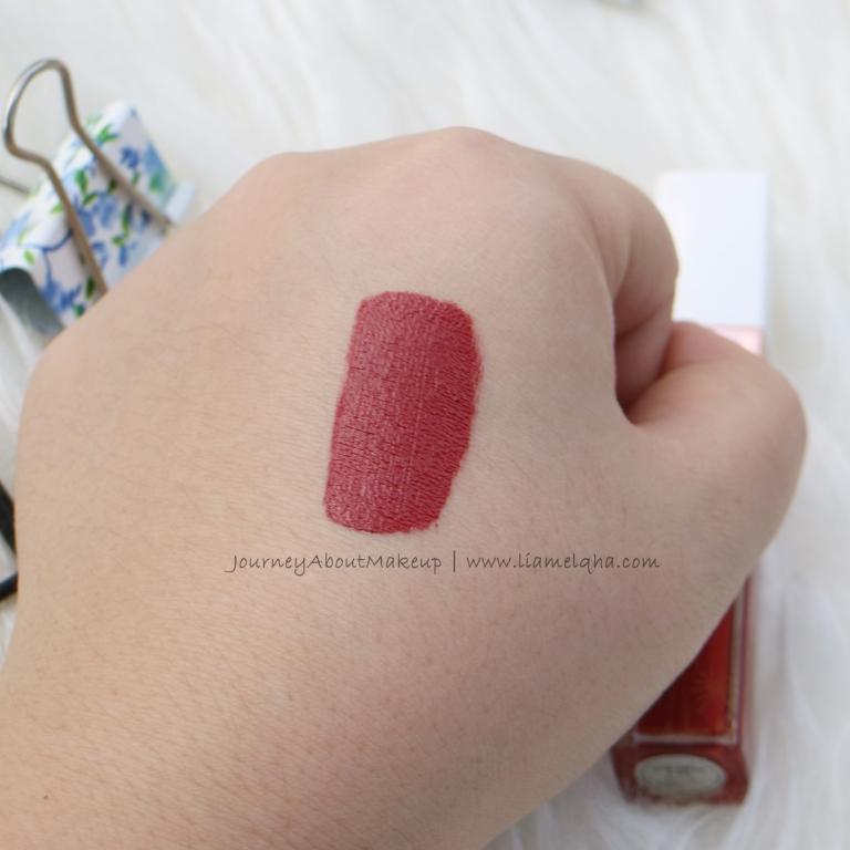 Sp. Review: Sariayu Color Trend 2018 Eyeshadow Kit dan Lip