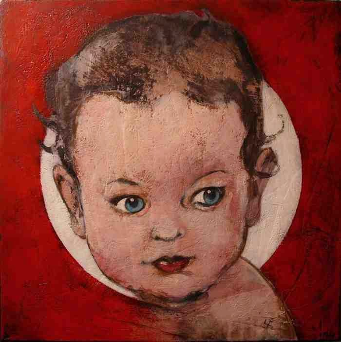 Итальянский художник. Fabio Mingarelli