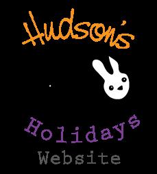 Hudson's Holidays website