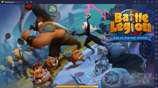Battle Legion - Mass Battler Gameplay 2