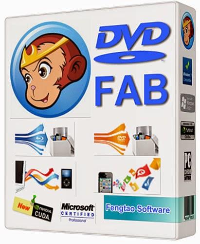 DVDFab 9.1.5.0 Full,công cụ sao chép,Backup..CD/DVD mã hoá tuyệt vời