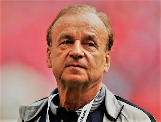 "Nigeria: ""No More Star Players In Super Eagles""...Gernot Rohr"