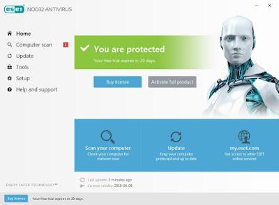 Eset Antivirus Activation License Keys Upto 2022