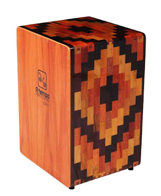 Paco de Lucia cajon peruano, peruvian cajon, peruvian box, origin of the flamenco box