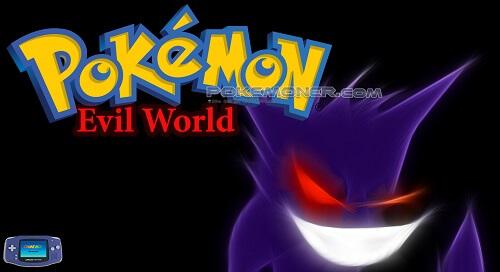 Pokemon Evil World