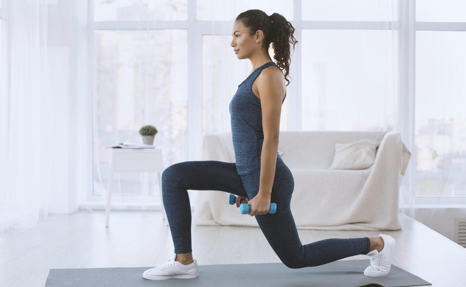vježbanje-fitness-kalorije-čučnjevi-mršavljenje