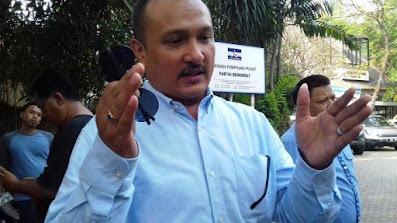 Pilih Dukung Jokowi, Ferdinand Hutahaean Mundur dari P-Demokrat, Bakomstra: Benar