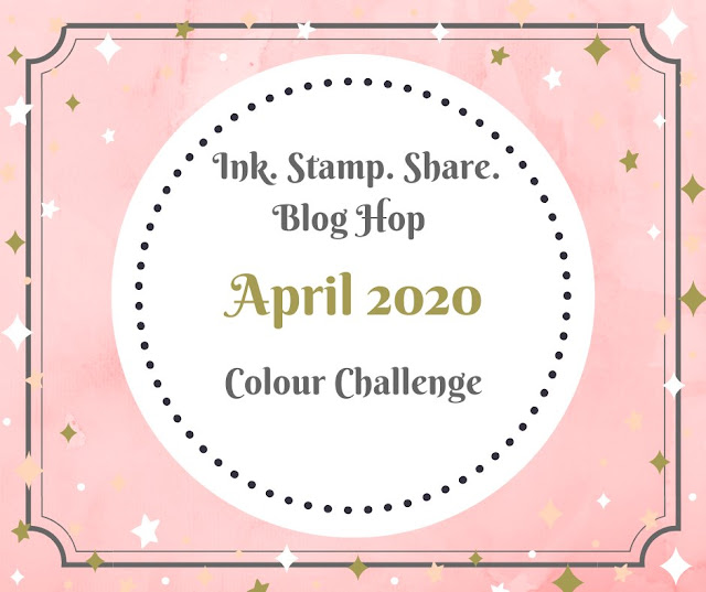 Ink Stamp Share blog hop Stampin Up