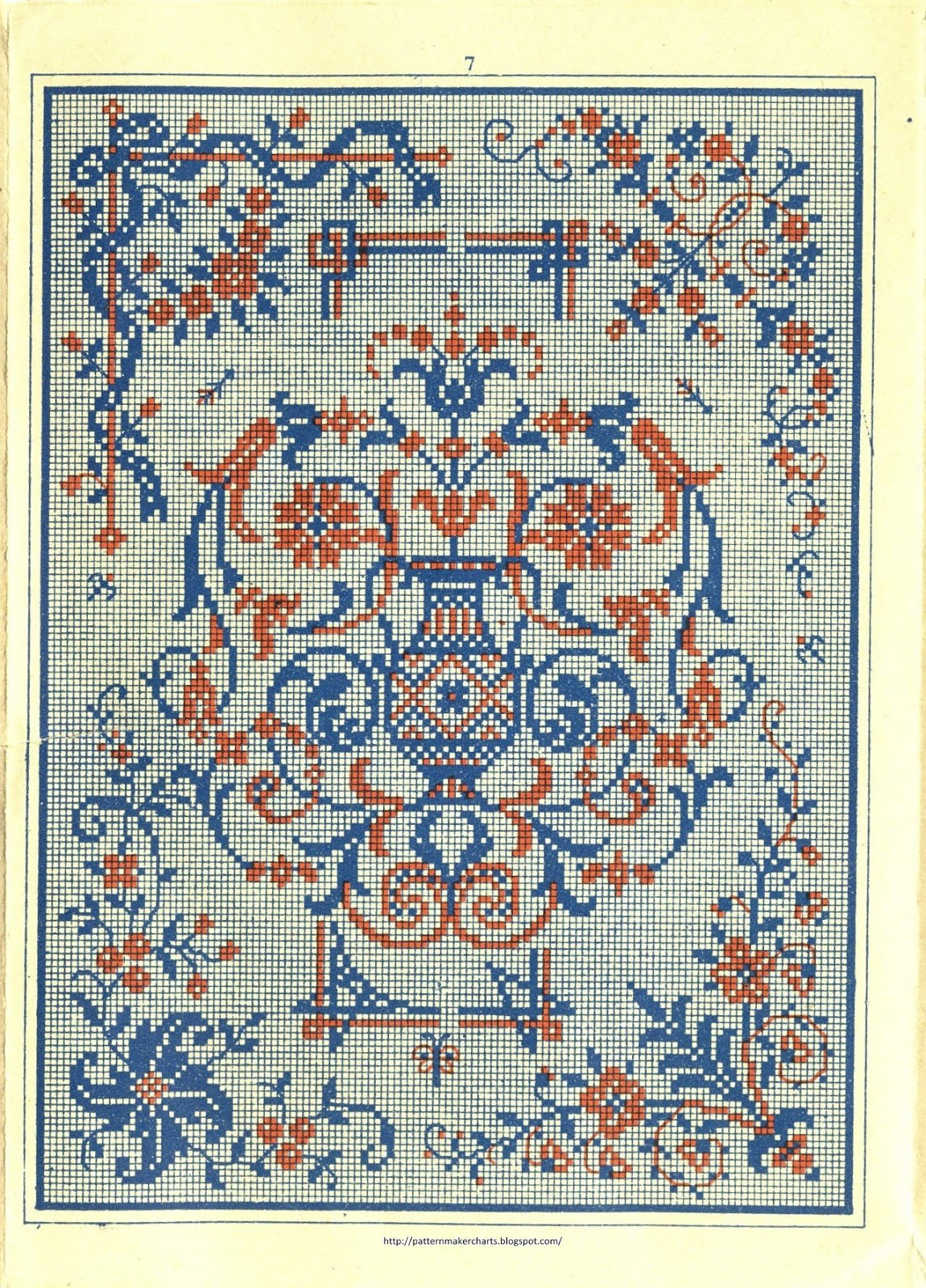 How To Make Your Own Cross Stitch Pattern Simple Design