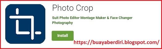 Aplikasi Crop foto terbaik 2020