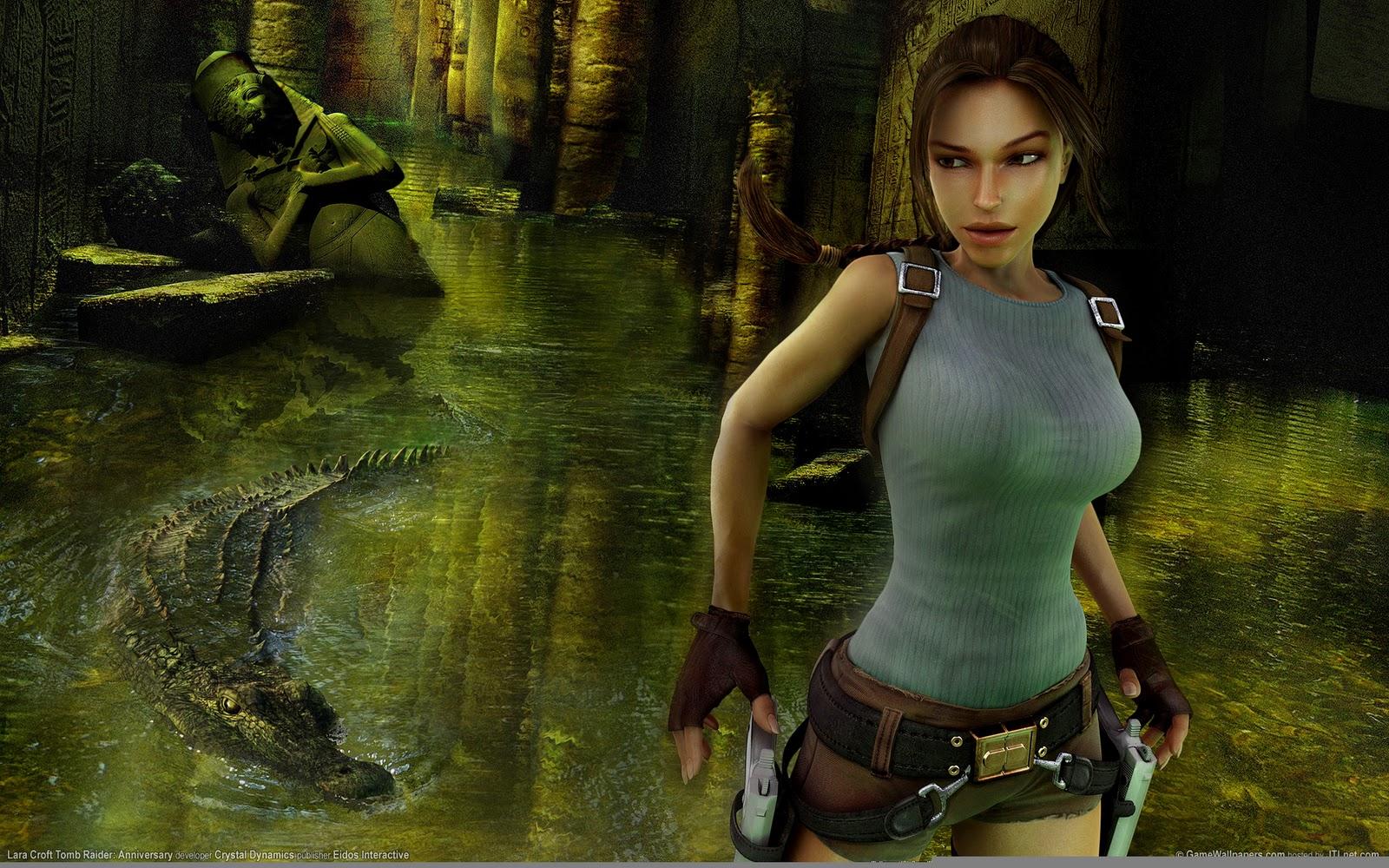 Tomb Raider Free Online