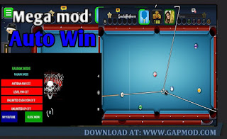 Download 8 Ball Pool V4.7.7 APK MOD Long Line