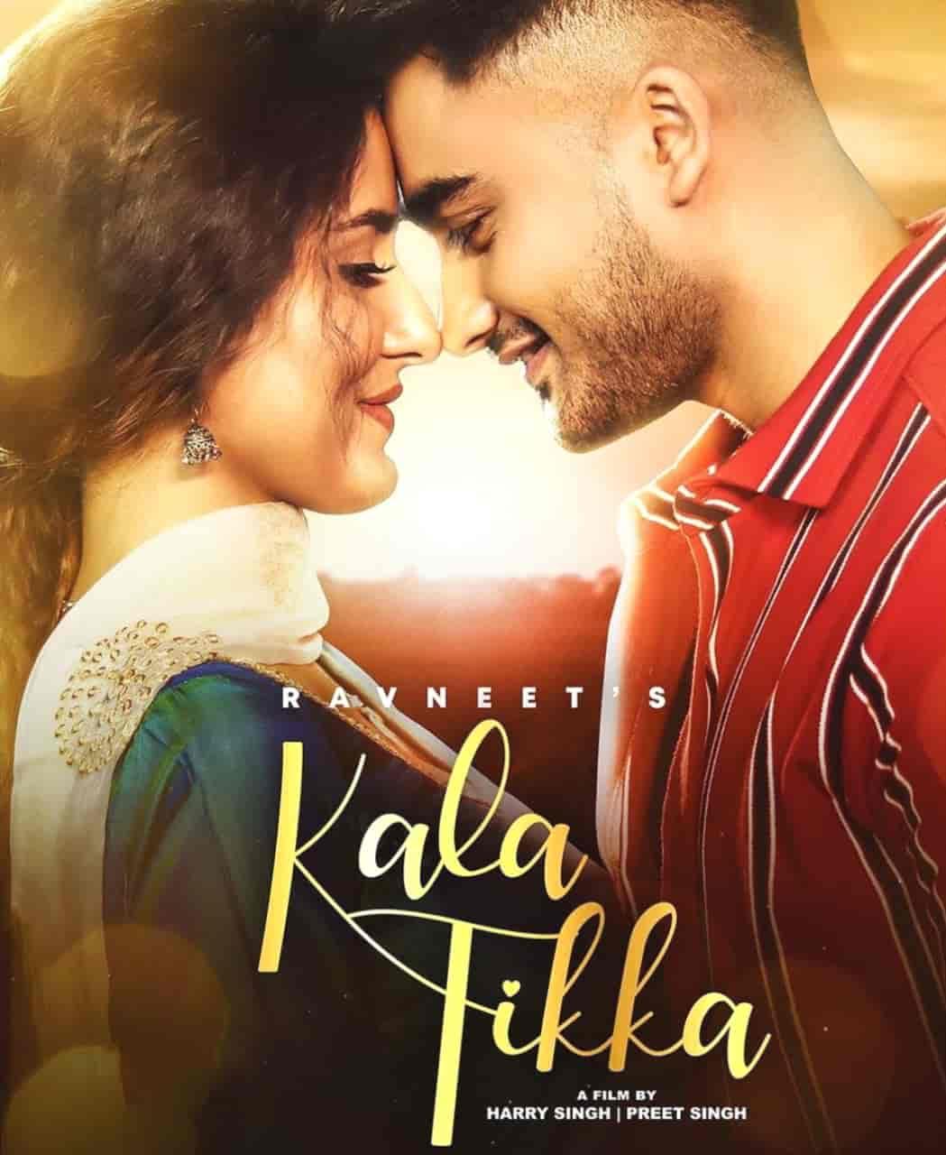 Kala Tikka Punjabi Song Lyrics Ravneet