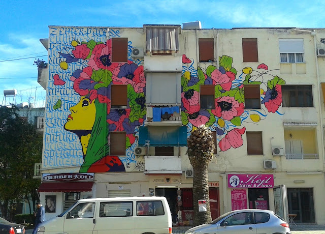 Vlore – international street art