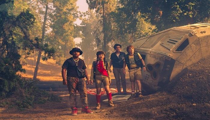 Rim of the World Oyuncuları, Konusu: 2019 Netflix Yapımı Bilim Kurgu - Kurgu Gücü