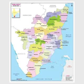 तमिलनाडु की राजधानी - capital of tamil nadu in hindi