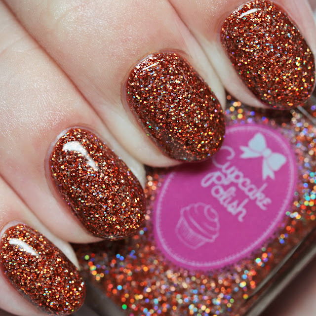 Cupcake Polish No Mistakes