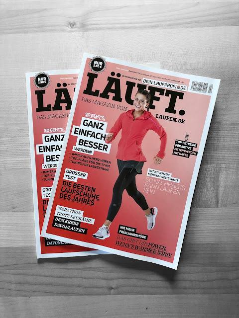 Herrmann Design im LAEUFT! Magazin
