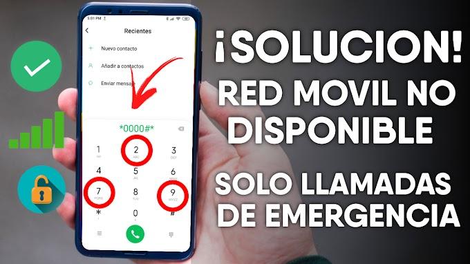SOLUCION! MI TELEFONO SE LE CAE LA SEÑAL 2020