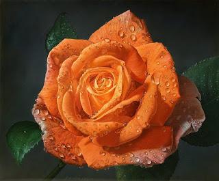 las-cinco-mejores-rosas-de-Gioacchino-Passini pinturas-bodegones-flores-rosas