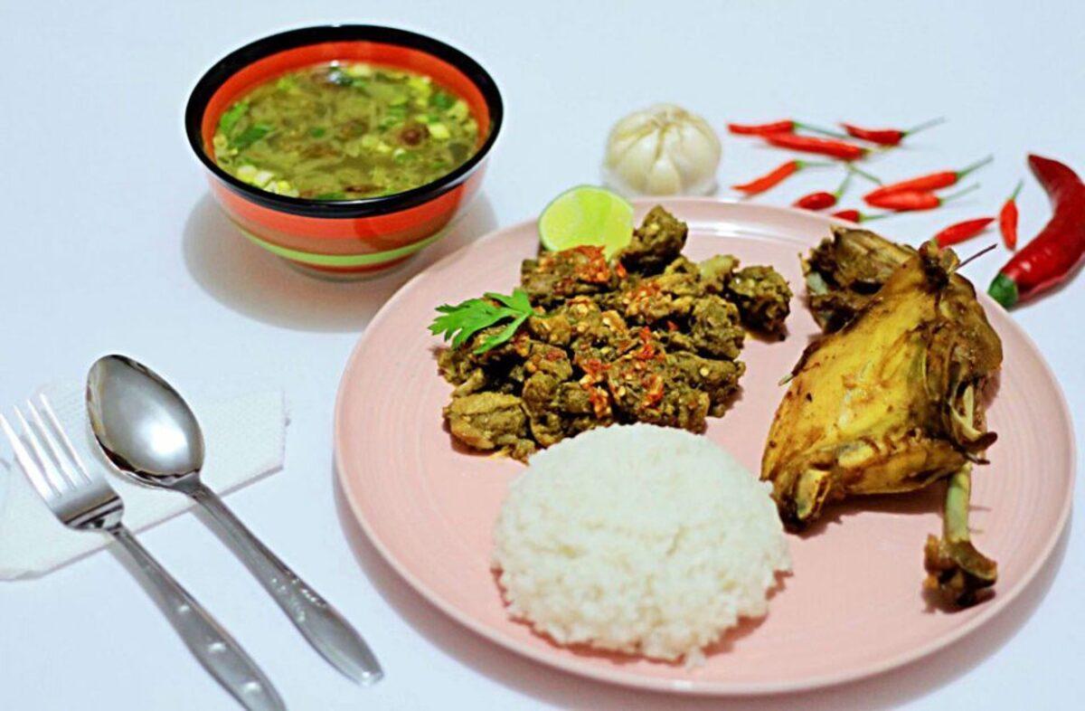 Resep Membuat Ayam Nasu Palekko Kuliner Lezat Khas Bugis