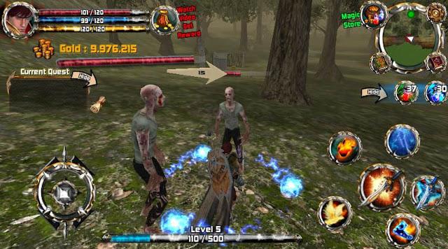 download game apk mod offline rpg