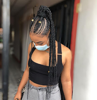 Latest African Braided Hairstyles in 2021
