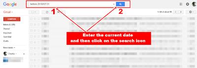 Gmail Dashboard