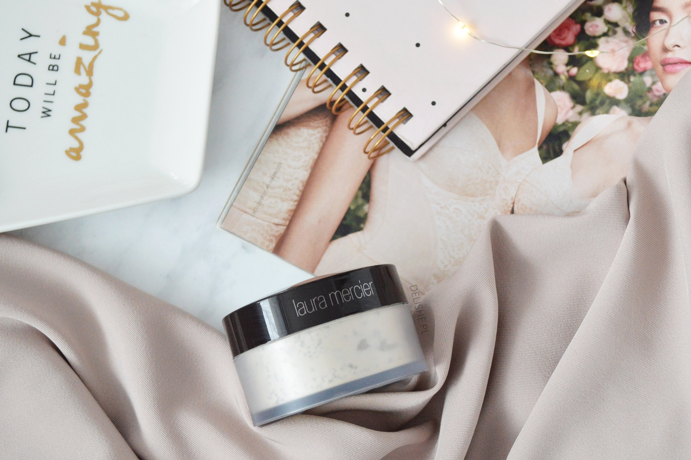 puder laura mercier translucent loose setting powder czy warto kupić blog