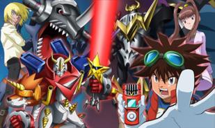 Cuộc phiêu lưu của các con thú phần 6 -Digimon Xros Wars
