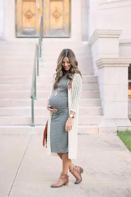 Estamos na estação fria, e que tal se inspirar em alguns looks para as grávidas, nessa época é importante para a futura mamãe se proteger e ficar bastante confortável, veja abaixo alguns looks para as grávidas.