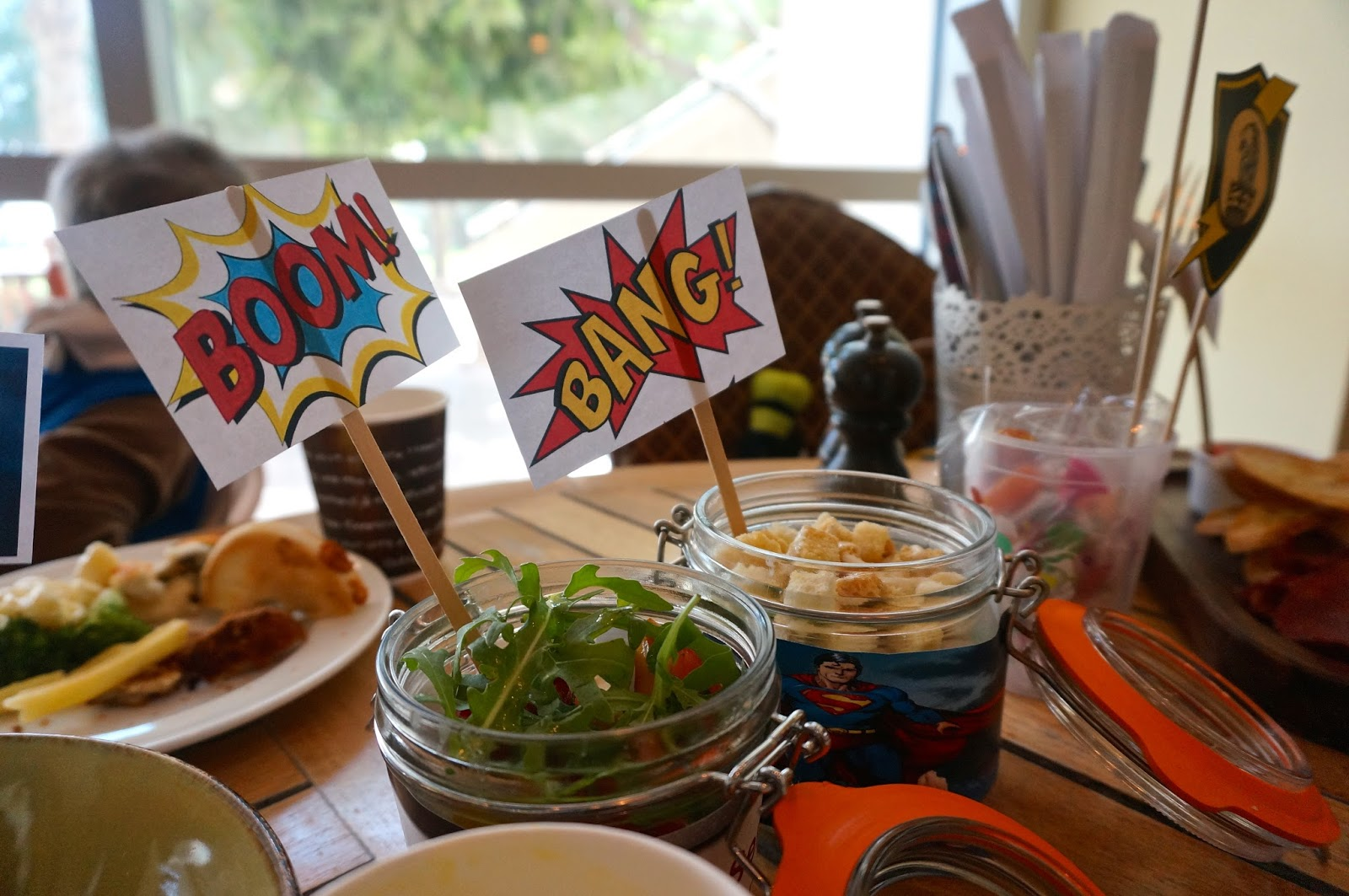 Doha's Best Child-Friendly Brunch: Superhero Picnic at The Lagoon, Ritz Carlton
