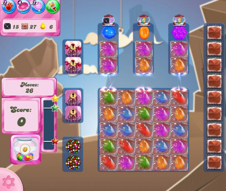 Candy Crush Saga level 2719