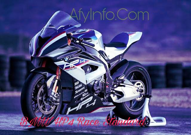 Gambar BMW HP4 Race Standard