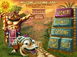 Game PC yang cocok untuk dimainkan saat santai salah satunya adalah Zuma. Semua orang pasti sudah tahu game ini.
