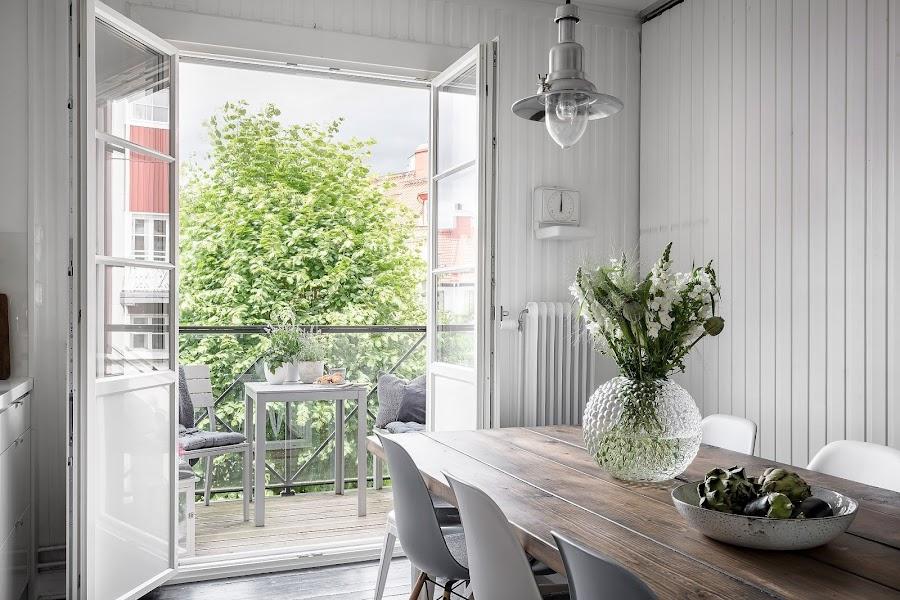 Una vivienda nórdica que te enamorará