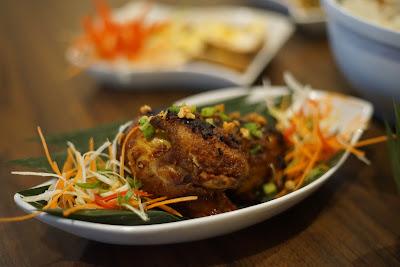 Paket Borneo, Ayam Bakar Balado Swiss-Bellin Singkawang
