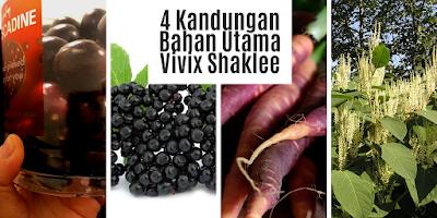 Info Produk: Vivix Shaklee
