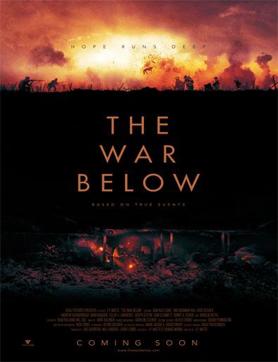 pelicula La guerra de abajo