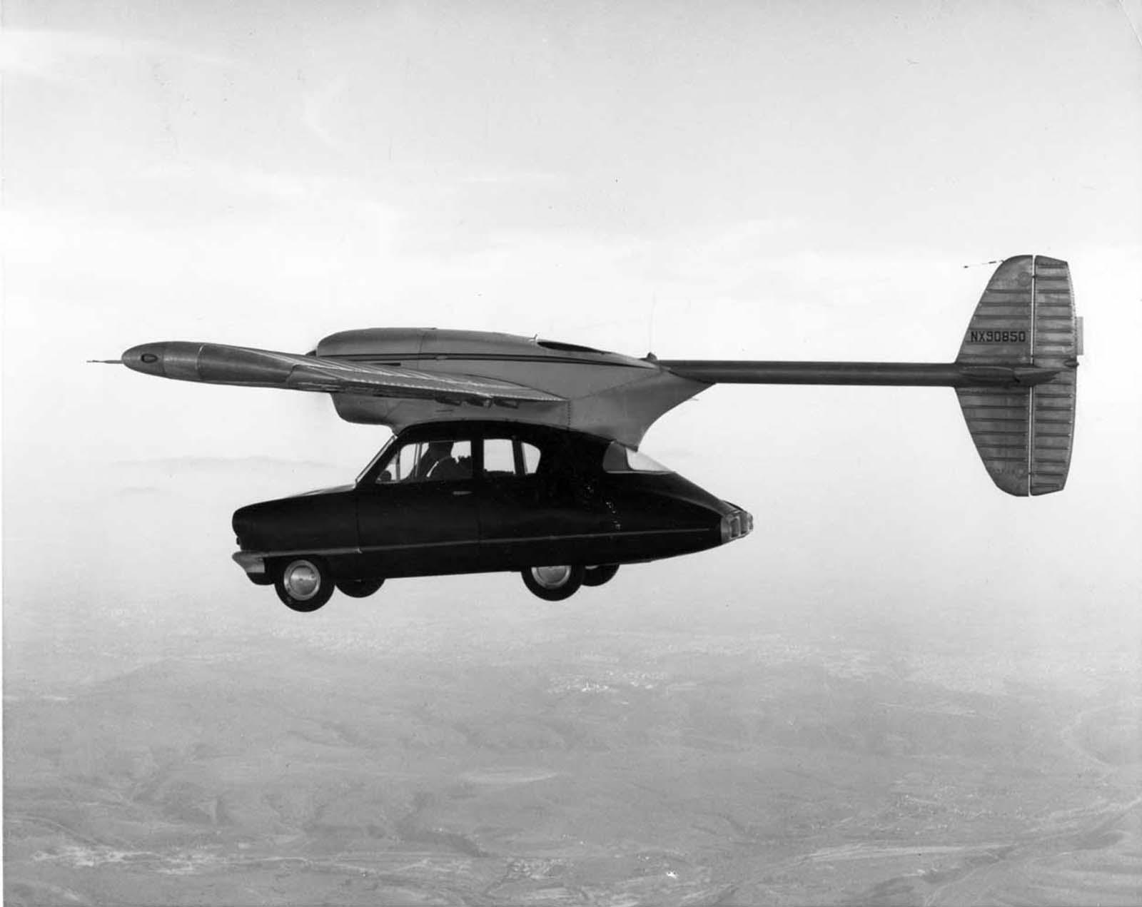 The Convair Model 118 ConvAirCar. 1948.
